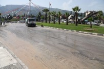 OTOBÜS TERMİNALİ - Manisa'da Elektrikli Otobüsler İçin Yol Planlaması Başladı
