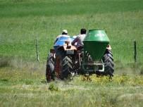 ORGANIK TARıM - Mera Islah Projesi İle Çiftçilerin Yüzü Gülecek
