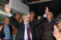 EMPERYALIZM - Milletvekili Aday Adayı Korkmaz, Omuzlarda Taşındı