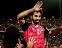 SU ARITMA TESİSİ - Mohamed Salah'tan alkış alan hareket!