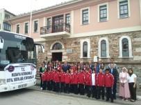 FAIK OKTAY SÖZER - Mudanyalı Öğrenciler Kidzania'ya Uğurlandı
