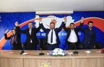 NEVŞEHİR BELEDİYESİ - Nevşehir Belediye Başkanı Seçen, 'Az Laf Çok İş Temel Çalışma Sistemimiz Olacak'