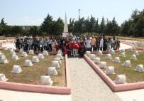 YAHYA ÇAVUŞ - Öğrenciler Çanakkale'yi Gezdi