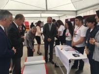 BARTIN VALİSİ - Öğrenciler Projelerini Sergiledi