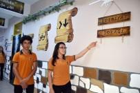 Okul Koridoruna 'Kültür Sokağı'