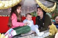 YAĞCıLAR - Şehidin Çocukları Yürek Dağladı