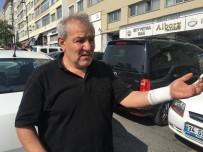 SERVİS ŞOFÖRÜ - (Özel) Taksici, Uberci Zannettiği Şoförü Bıçakladı