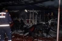 NEVŞEHİR BELEDİYESİ - Piknik Alanında Çıkan Yangın Maddi Hasara Neden Oldu