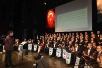 TÜRK MÜZİĞİ - Sanat Müziğinin Eşsiz Eserleri SDKM'de Seslendirildi