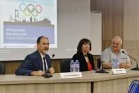 TÜRKIYE MILLI OLIMPIYAT KOMITESI - SAÜ'de 'Olimpiyat Serüveni' Konuşuldu