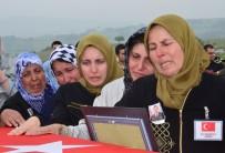 YAĞCıLAR - Şehit Annesi Teröristlere Lanet Yağdırdı