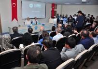 İMAM GAZALİ - Senarist Ve Yönetmen Kaplanoğlu NEÜ'de Öğrencilerle Buluştu