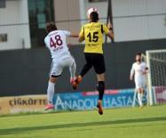 SEZGİN COŞKUN - Spor Toto 1. Lig Açıklaması TY Elazığspor Açıklaması 2 - İstanbulspor Açıklaması 2