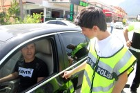 MEHMET CAN - Sürücülere Ceza Yerine Çocuklardan Tavsiye