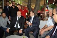 SÜREYYA SADİ BİLGİÇ - Taksici Esnafından Bakan Eroğlu'na 'Yerli Vekil İstiyoruz' Talebi