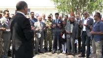 Terör Saldırısında Tahrip Olan Karakol Yeniden İnşa Edildi