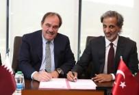 HASAN DOĞAN - TFF ile Katar Futbol Federasyonu İş Birliği anlaşması imzaladı