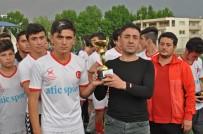 CENTİLMENLİK - TÜGVA Liselerarası Futbol Turnuvası Sona Erdi