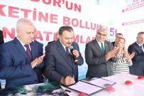 KARANLıKDERE - Türkiye'nin 229. Tabiat Parkı, Bakan Eroğlu'nun İmzasıyla İlan Edildi
