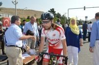 TÜRKIYE BISIKLET FEDERASYONU - Uluslararası Mezopotamya Bisiklet Turu, Mardin'de Devam Etti