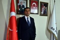 İSMAIL GÜNEŞ - Uşak AK Parti'de Milletvekili Aday Adayı Sayısı 30 Oldu