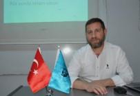 TÜRKÇÜLÜK - Uşak'ta 'Ata Yurdu Kırgızistan' Konulu Konferans Gerçekleşti