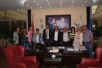 KAYALı - Yunan Öğrencilerden Başkan Kayalı'ya Ziyaret