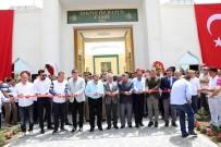 İBADET - Zekiye Öz Hatun Cami İbadete Açıldı