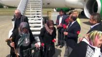 DOLULUK ORANI - Zonguldak-Düsseldorf Uçak Seferleri Başladı