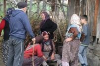 4 Evin Yandığı Köye Giden İtfaiye Aracı Kaza Yaptı Açıklaması 2 Şehit