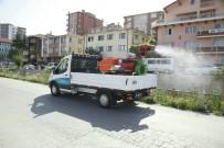 KıŞLAK - 85 Mahallede İlaçlama Çalışmaları