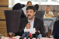 ASLAN DEĞİRMENCİ - AK Parti Aday Adayı Değirmenci, Basın Mensuplarıyla Bir Araya Geldi