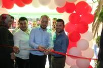 TEZAHÜRAT - AK Parti İl Başkanı Karabıyık İş Yeri Açılışına Katıldı