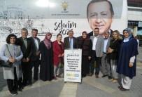 BAYRAM YıLMAZ - AK Parti'nin 'Şehrim 2023' Otobüsü Malatya'daydı