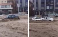 ANKARA VALİSİ - Ankara'da sel baskını: 6 yaralı