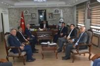 Ardahan Yerel Yönetimler Birliği Toplantısı Yapıldı