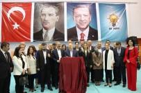 AKİF ÇAĞATAY KILIÇ - Aydın AK Parti 54 Aday Adayı İçin Temayüle Gitti