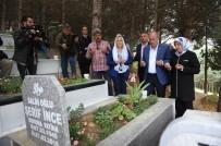 ELMALıK - Babasının Mezarını Ziyaret Eden Muharrem İnce Açıklaması 'Baba Bugünü Görmeni İsterdim'