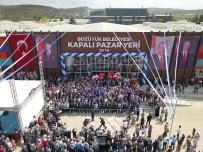 FAHRETTİN POYRAZ - Başbakan Yardımcısı Hakan Çavuşoğlu Bozüyük'te