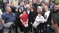 KAYSERI TICARET ODASı - Başbakan Yıldırım'dan Kayseri'ye Oda Ziyareti