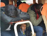 Çanakkale'de 48 Kaçak Yakalandı