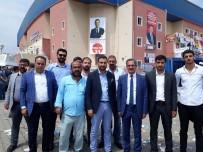 Cevdet Nasıranlı Açıklaması 'AK Parti Teşkilatları Her Zaman Seçime Hazır'