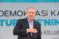 KONUT PROJESİ - Cumhurbaşkanı Erdoğan Açıklaması '24 Haziran'da Münafıklar Çetesini Yere Gömeceğiz'