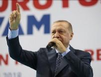 Cumhurbaşkanı Erdoğan'dan Muharrem İnce'nin adaylığı ilgili yorum