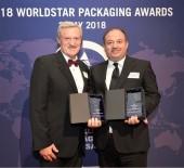 MADENİ YAĞ - Dünya Ambalaj Örgütü'nden, Türk Firmaya İki Ödül