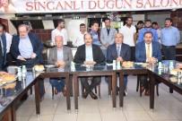 Dursunbey AK Parti'de Vefa Buluşması