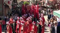 ŞEHİT ÜSTEĞMEN - Edirne'nin Fethinin 657. Yıl Dönümü Törenle Kutlandı