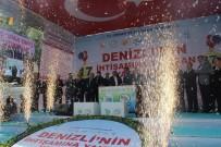 MILAT - Ekonomi Bakanı Zeybekci Açıklaması 'Türkiye Destan Yazmaya Devam Ediyor'
