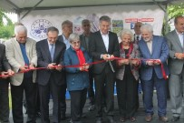 CANAN KARATAY - Elazığ'da, Prof.Dr. Nuran Yazıcıoğlu'nun İsmi Parka Verildi