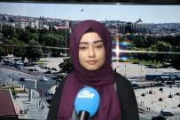 REFERANS - En Genç Milletvekili Aday Adaylarından Hatice Merve Tatar Açıklaması